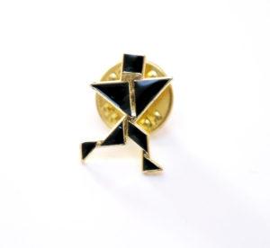 Tangram Pin